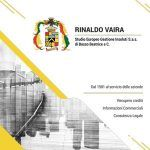 presentazione aziendale agenzia recupero crediti Rinaldo Vaira