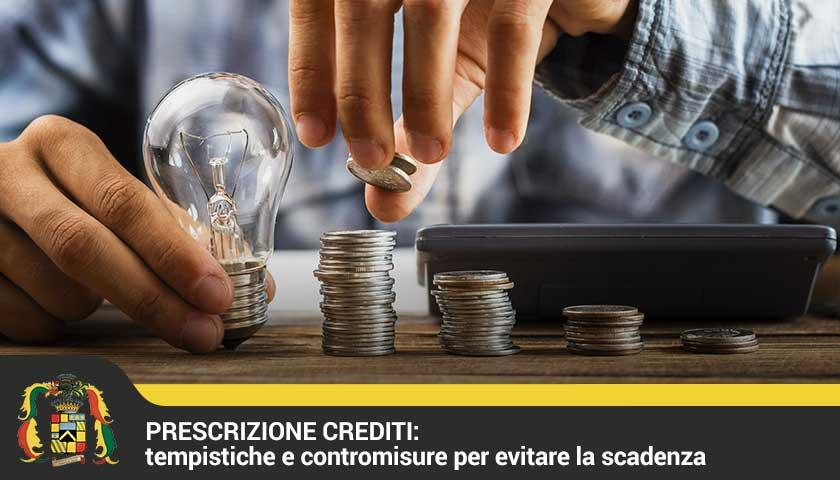 prescrizione crediti fatture