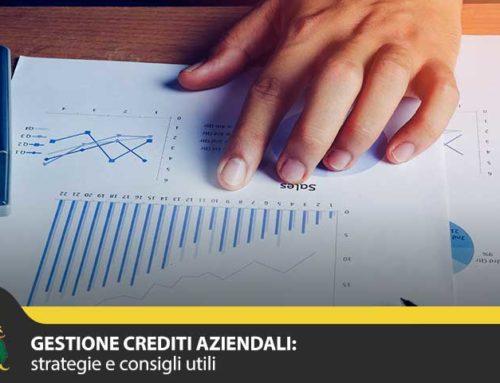 La gestione dei crediti aziendali